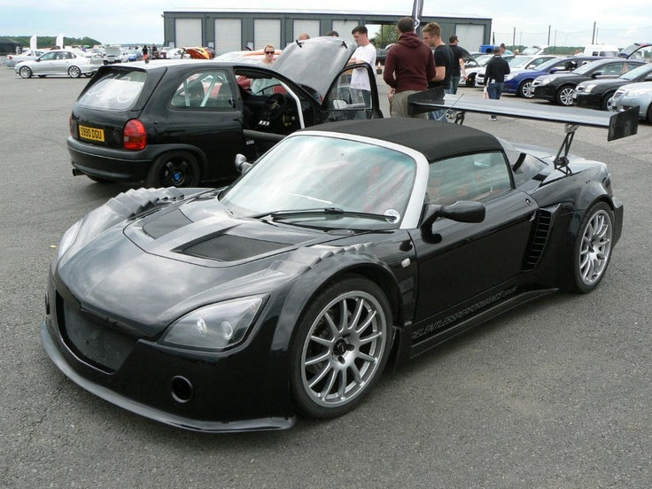 Great 2002 Vauxhall VX220 Turbo