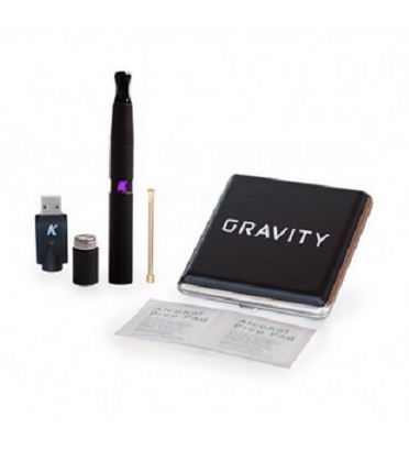 Users looking to beat the trend should consider the #KandyPens Gravity Kit. This device is perfectly suited for concentrates, and it has two included atomizers that work in slightly different ways. The ceramic dish heats evenly and provides a smooth, flavorful draw, while the quartz rod atomizer creates exceptionally pure vapor with a crisp finish.