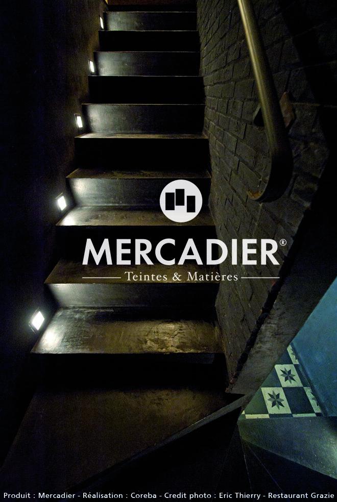 Beton dekoracyjny - Mercadier