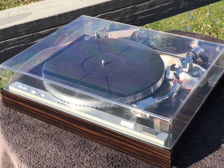 Yamaha YP-D4 Direct Drive gramofón, Shure Cartridge potreby Stylus   eBay