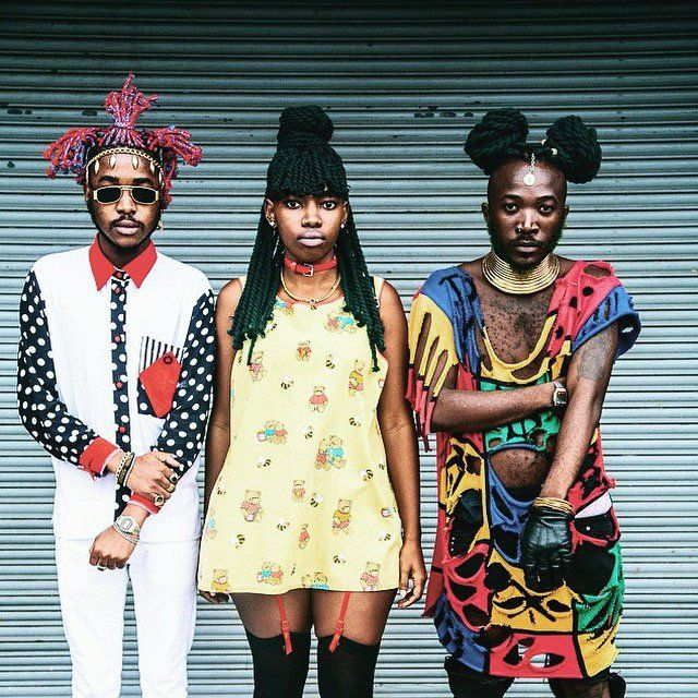 Fashion Rebels: A geração tombamento da África do sul