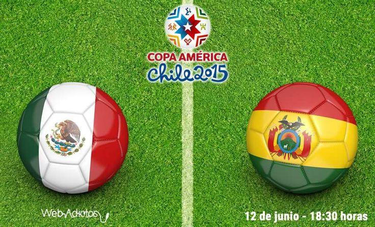 México vs Bolivia en Copa América 2015 ¡En vivo! - http://webadictos.com/2015/06/12/mexico-vs-bolivia-copa-america-2015/?utm_source=PN&utm_medium=Pinterest&utm_campaign=PN%2Bposts