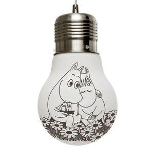 Moomin light bulb - so sweet!