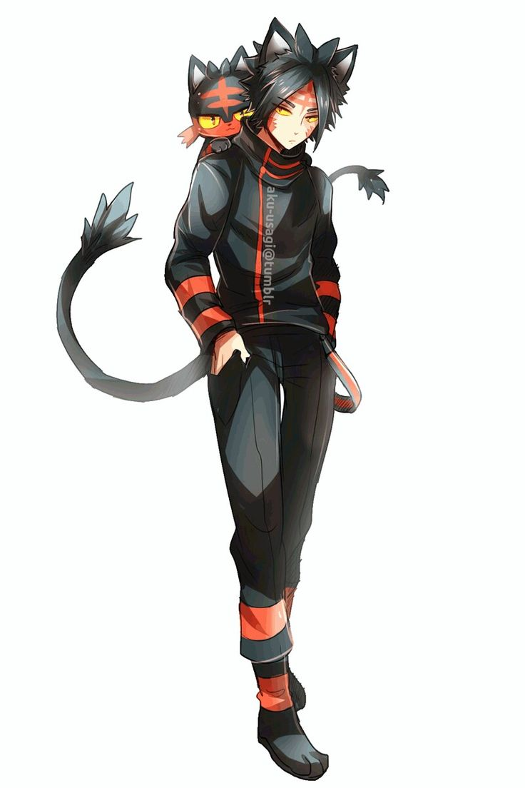 Litten, my tough little baby, you're not kitten anymore tho I still love my baby. ( not romantic)