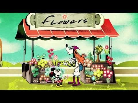 Mickey Mouse Short   Le Parfum de Minnie   Version Française - YouTube