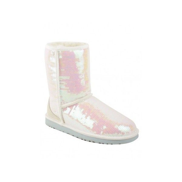 #UGG #BOOTS #SHEEPSKIN #OUTLET, #CHEAP #UGG #BOOTS, UGG Australia Womens Sparkles I Do! in White ($190) found on Polyvore , #ugg #boots, #UGG, #UGG, cheap ugg boots, ugg boots for cheap, FREE SHIPPING AROUND THE WORLD
