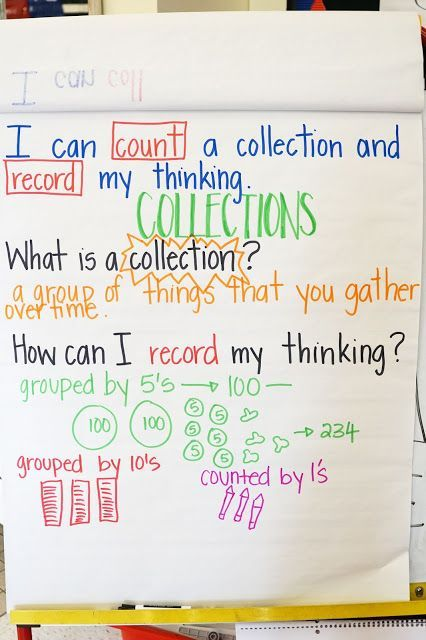 Counting Collections (The Lettered Classroom)