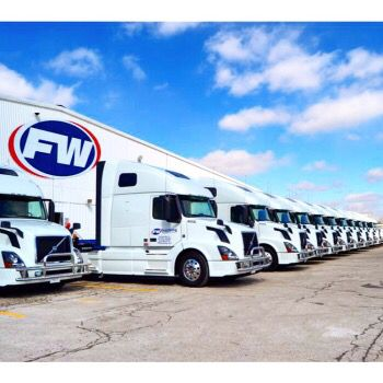 Even with Warehousing & Distribution costs rising nationwide, FW Warehousing continues to grow.