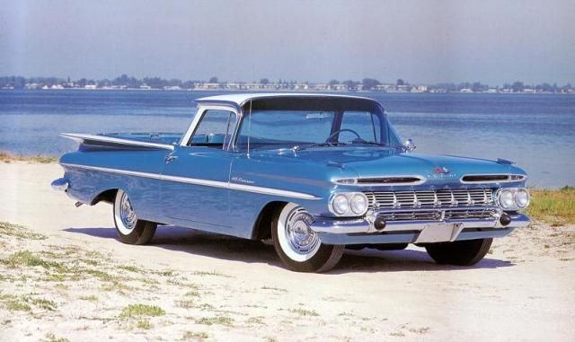17 Best 59 El Camino Images On Pinterest Driveways El