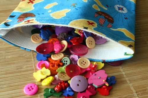 How-to: Sew a Reusable Snack Bag