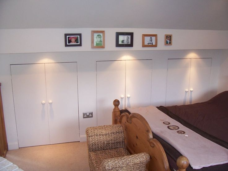attic eaves storage ideas - Storage Loft Conversions in Nottinghamshire and