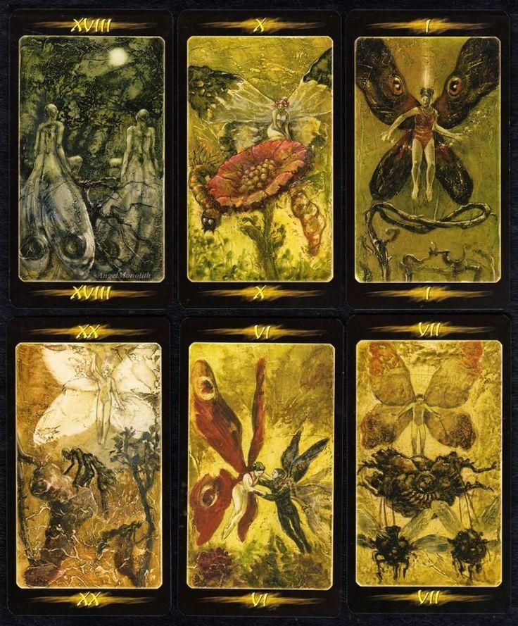 tarotkarte ziehen gratis