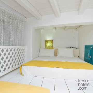 Trésor Hotels and Resorts_Luxury Boutique Hotels_#Greece_ Ten rooms – ten precious gems combine minimalism with discreet luxury. Their most important characteristic is how spacious and comfortable they are. The #Fildisi collection of rooms make your pleasure their priority.