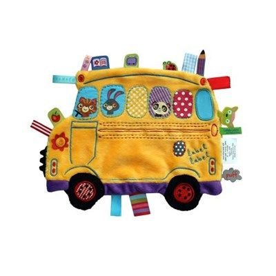 Chollo en Amazon España: Doudou Label Label Autobús Amarillo por solo 7,45€ 52% de descuento sobre el precio de venta recomendado y precio mínimo histórico