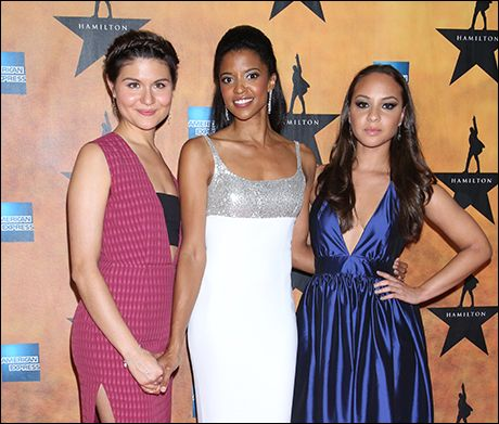 12 Best Images About Hamilton The Schuyler Sisters On