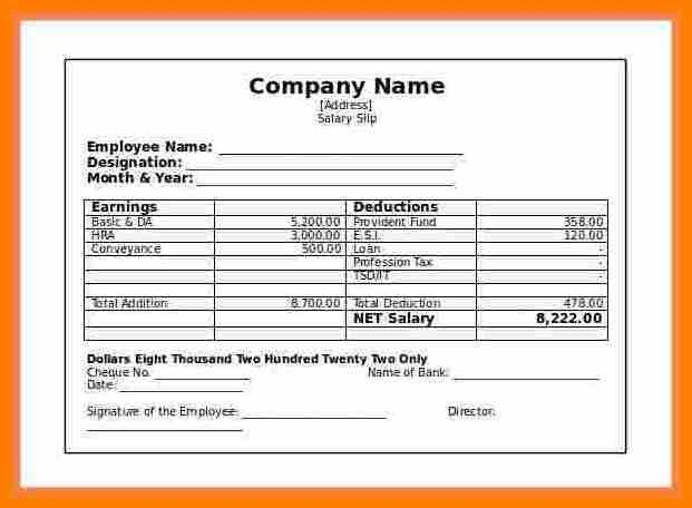 28 1099 Contractor Pay Stub Template In 2020 Resume Template