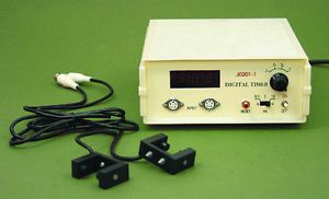 Digital-Timer-with-Photogates-2-for-Air-Track-Physics-Timer