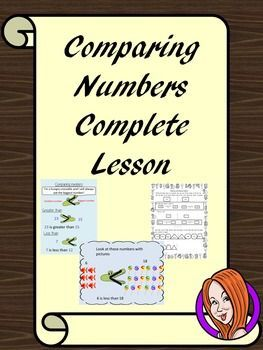 1000+ ideas about Ordering Numbers on Pinterest   1st grade math ...