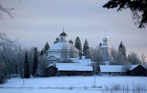 Alajärven kirkko