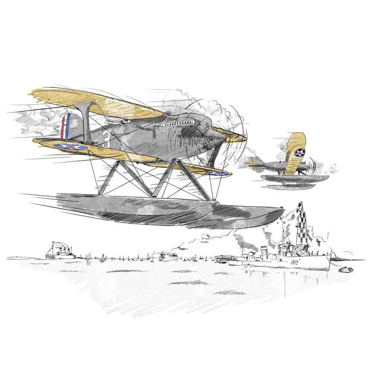 Curtiss R3C-2