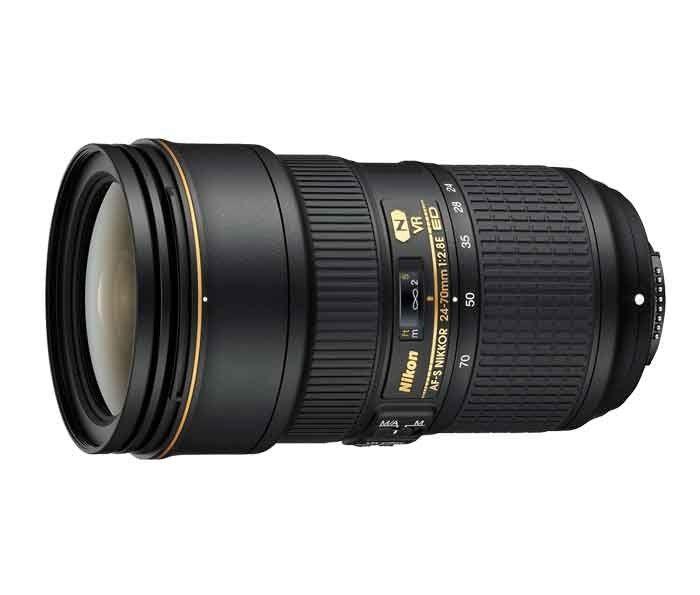 Nikon 24-70MM F/2.8E VR Lens