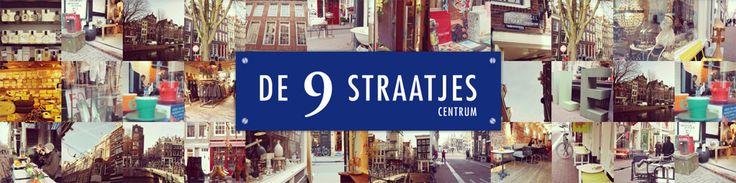 De enige officiële site van De 9 Straatjes - De 9 Straatjes® Amsterdam