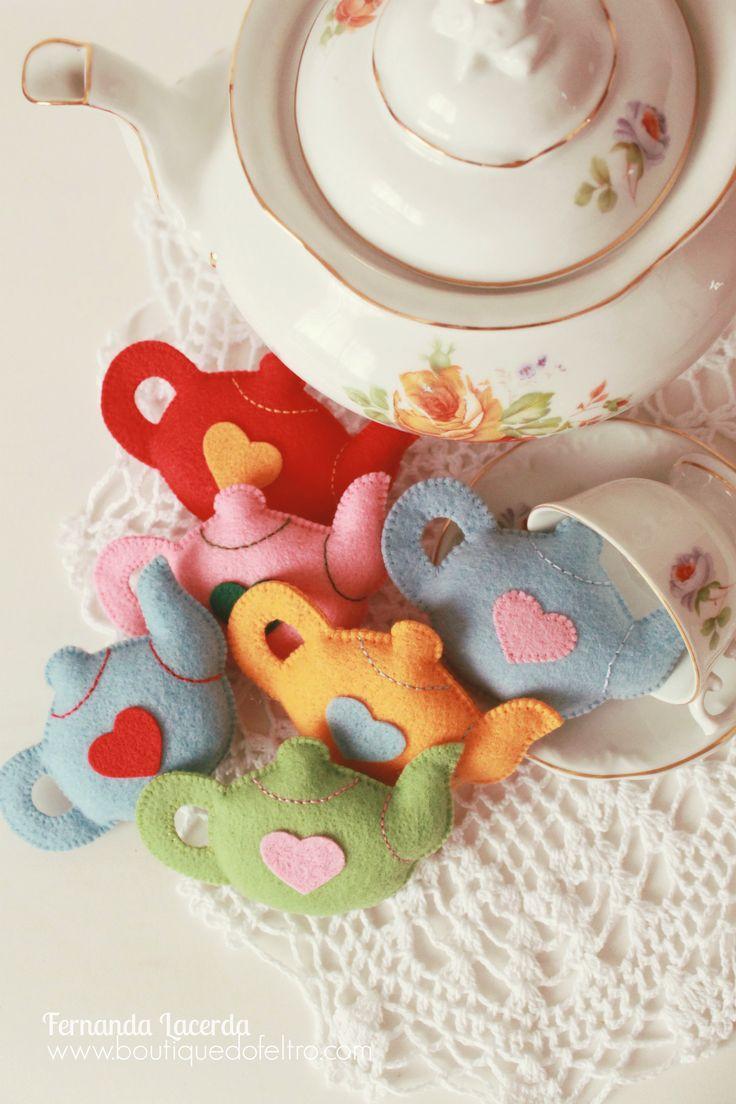 Lembrancinha Chá de Panela