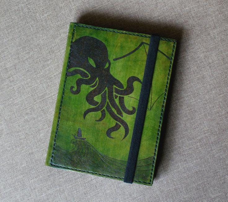 Cthulhu kindle cover