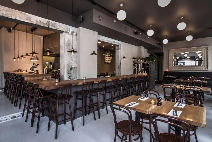 Chic Copenhagen Restaurants Photos | Architectural Digest