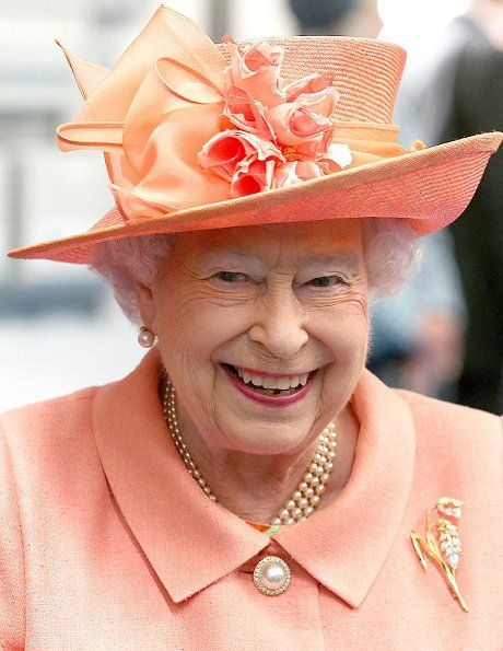 6-7-2017 Queen Elizabeth Opens a New Highland Spring Factory