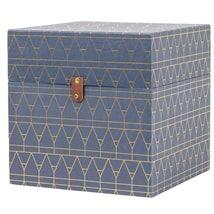 Box DECO blå