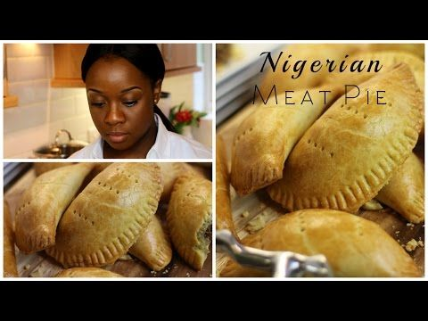 How to Make Nigerian Meat Pie - YouTube