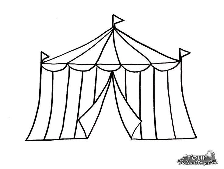 Dessin Cirque Chapiteau Recherche Google Tapis
