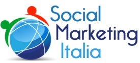 Social Marketing Italia il portale italiano dedicato all'incremento di fans, italiani e stranieri, su facebook, all'aumento di followers su twitter, alla visualizzazione di video youtube e a tutte le strategie vincenti per tutti gli altri social media network e per il SEO del tuo sito e/o blog.
