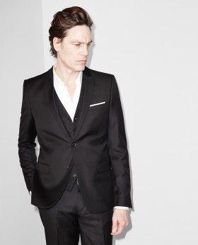 Super 100s suit