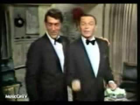 Dean Martin & Frank Sinatra - Marshmallow World