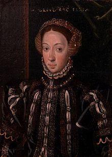 Maria, 3rd daughter of Isabella of Castile. next older sister of K of Aragon.