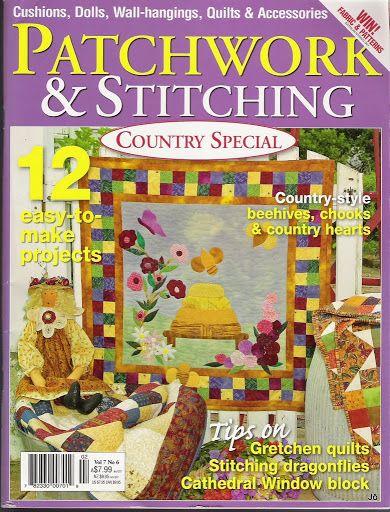 Patchwork & Stitching 7-6 - Jôarte arquivo - Веб-альбомы Picasa