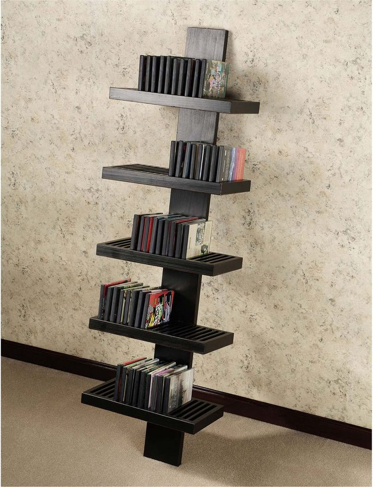 Unique Opus Shelving Design ~ http://www.lookmyhomes.com/opus-shelving-design/