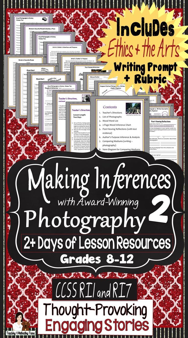 355 best Inference Lessons images on Pinterest | Classroom ideas ...