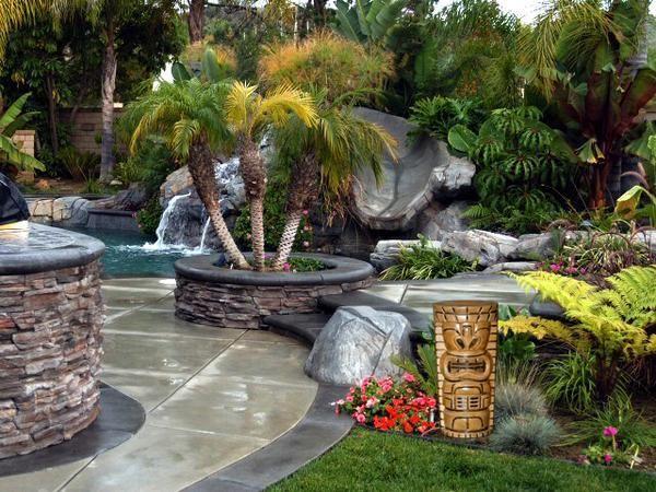 Best 29 Cool backyards ideas on Pinterest   Backyard ideas ...