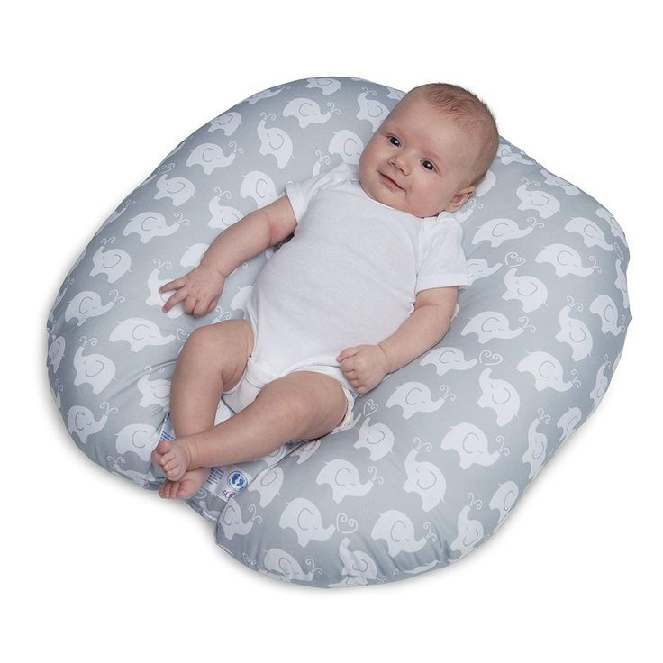 The Boppy Newborn Lounger Is The Perfect Place For Wee Ones To Coo