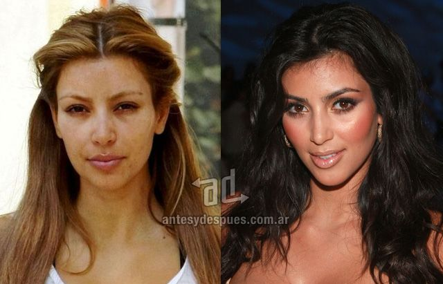 » Celebrities without makeup | Before and After | Photos, Biography and Family