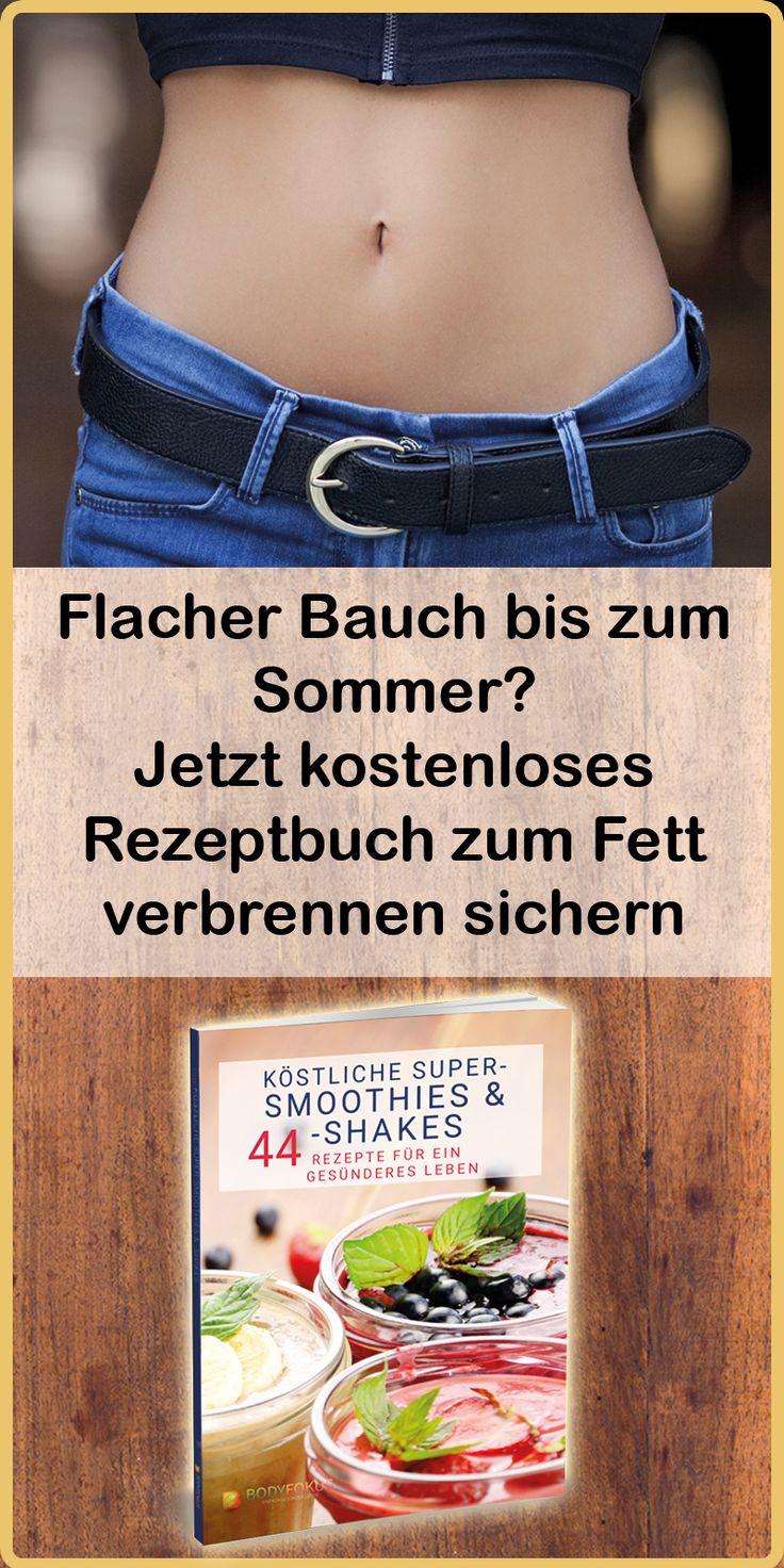 Flacher Bauch bis zum Sommer?