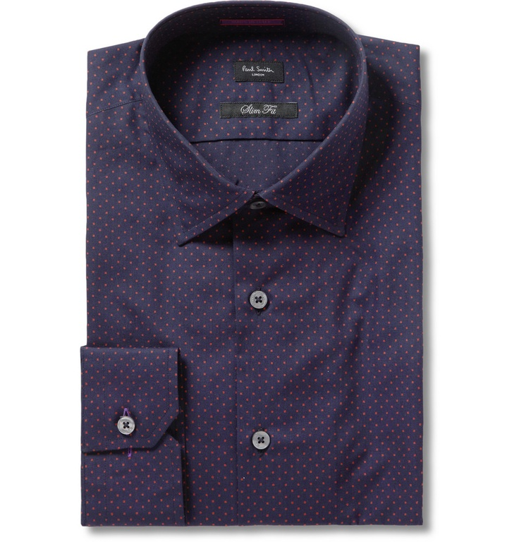 I don't really own many dark formal shirts, but this one looks quite nice.