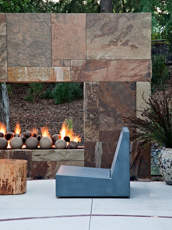 65 best Outdoor Fireplaces images on Pinterest Home Fireplace