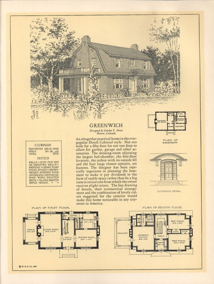 Vintage Farmhouse Plans 185 best dream home (plans) images on pinterest | vintage houses