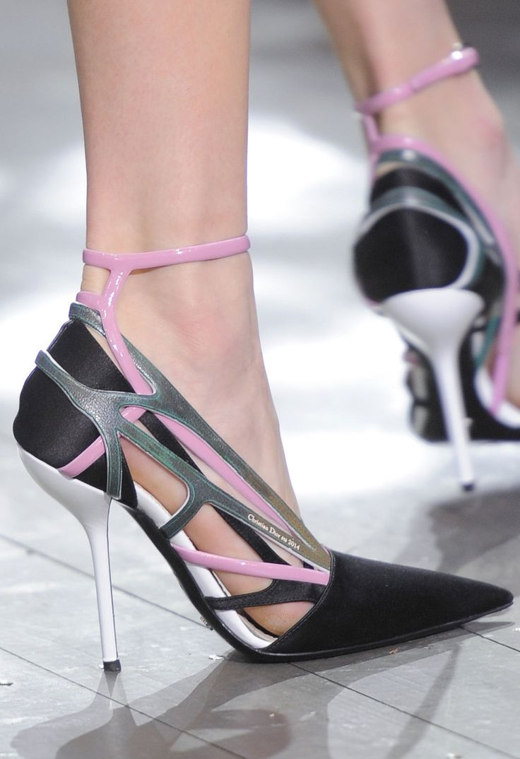 visit new for sale Christian Dior Pointed-Toe Bow Pumps for nice for sale YGWJaz7K