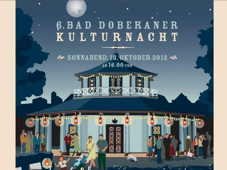 Einladung zur 6. Kulturnacht in Bad Doberan - Wenn  Sie kommen besuchen Sie die Galerie Severina mit unserer Ausstellung http://frankkoebsch.wordpress.com/2012/10/06/6-bad-doberaner-kulturnacht/