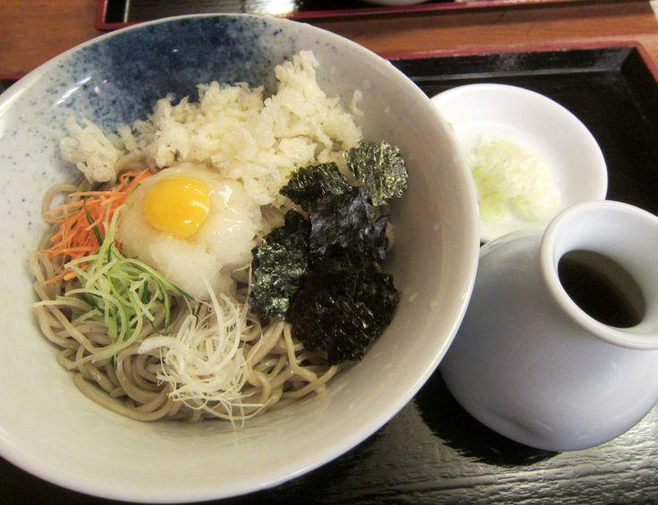 #Soba #Tanuki-soba #Kamo-toji-seiro #Noodles #Beer #Sake #Sashimi #MARUKI #Sapporo #Japan #蕎麦 #たぬき蕎麦 #鴨とじセイロ #ビール #日本酒 #肴 #札幌 #まるき #소바 #일본술 😻